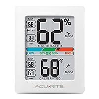 acurite 01083PRO 精度室内温度和湿度监视器