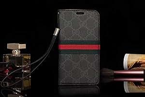 jiehao 手机壳,适用于 Apple iPhone 6,6s iPhone 6s Plus/6 Plus Black Double G