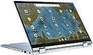 ASUS 华硕 Chromebook Flip C433TA (90NX02G1-M01410) 35.5厘米(14英寸,全高清,IPS级,NanoEdge,触摸)笔记本电脑(英特尔酷睿i5-8200Y,英特尔高清显卡