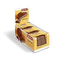 Loacker Original Milk Tortina Wafers, 21 g Pack of 24