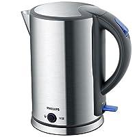 PHILIPS 飞利浦 电热水壶 烧水壶 HD9319/21 (1.7L容积/ 欧盟食品级不锈钢材质/三重安全保护)