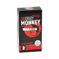 疯狂的猴子*套 - 不同珍珠和尖头、彩色、带有不同包装尺寸的香味 - 德国制造