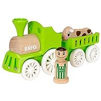瑞典 BRIO Toddler 农场火车套装 BROC30267