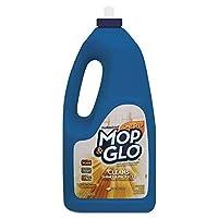 Mop & Glo 专业多功能洁面地板清洁剂,64 盎司瓶装,三重作用光洁面乳