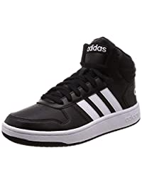 adidas NEO 阿迪达斯运动生活 男 休闲篮球鞋 HOOPS 2.0 MID