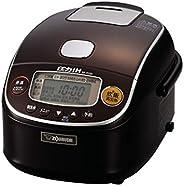 象印 电饭煲 压力IH电磁加热式 3合(约540毫升)*炊煮 白金厚釜 深棕色 NP-RY05-TD 单品/套装 深棕色 3-3.5合 NP-RY05-TD