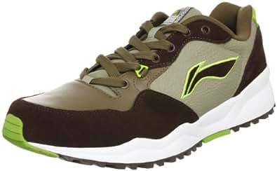 Li Ning 李宁 跑步系列 男 户外运动鞋 ARCG045-2 幼兽棕/板岩棕 41