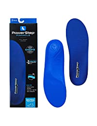 Powerstep 成人中性 foot-arch-supports 蓝色/蓝色 11 US/Men's 11-11.5, Women's 13-13.5 M US