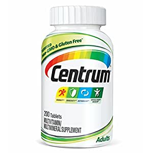 Centrum  成人(200粒)复合多矿补充剂 维生素D3
