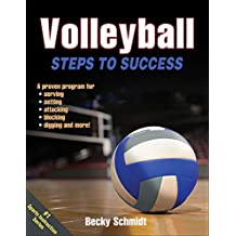 Volleyball: Steps to Success (STS (Steps to Success Activity) (English Edition)