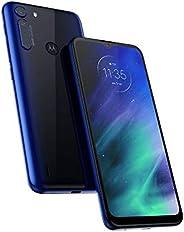 Motorola One Fusion 64GB XT2073-2,4GB RAM,48MP 摄像头,Qualcomm Snapdragon 710 LTE 工厂解锁智能手机 - 国际版XT2073-2