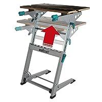 Wolfcraft 6908000 Master 700 工作台,可折叠,可调节夹具和桌子