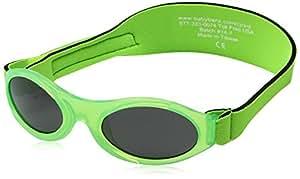 baby banz 儿童防紫外线太阳镜探索系列 绿色0-2岁(亚马逊进口直采,澳大利亚品牌)