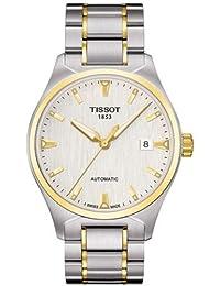 TISSOT 天梭 瑞士品牌  T-TEMPO系列机械手表 男士碗表  T060.407.22.031.00