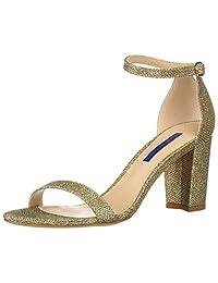 Stuart Weitzman NEARLYNUDE 女士高跟凉鞋