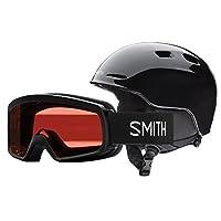 Smith Optics Youth Zoom Jr/Rascal Combo 滑雪雪地摩托头盔