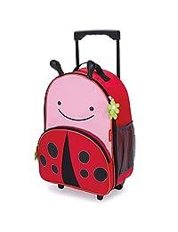 美国Skip Hop可爱动物园小孩专用行李箱书包-甲虫SH212310