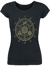 Zelda Gate Of Time 女童衬衫 黑色TS061090ZEL-XL XL 黑色