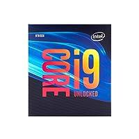 Intel 英特尔 Core 酷睿 i9-9900K INTEL300系列 台式机处理器 芯片组 主板兼容BX80684I99900K [BOX]