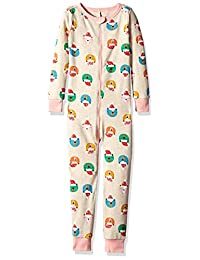 Gymboree 女童 1 件紧身长袖睡衣