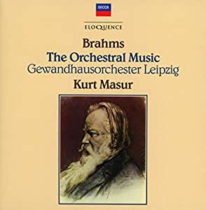 Brahms: 完整乐队音乐
