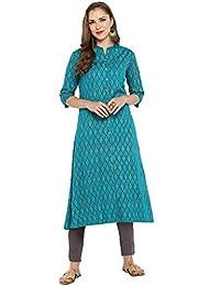 Janasya 印度束腰上衣 棉质 Kurti 套装
