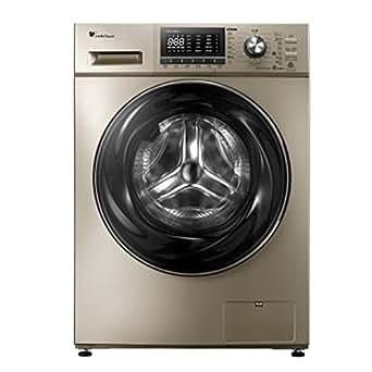 LittleSwan TG90-1416MPDG全自动滚筒前开门式 洗涤9kg 脱水9kg LED显示屏 支持预约洗衣 智能自动断电