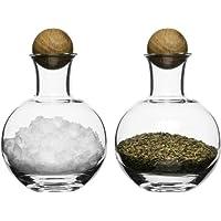 Sagaform 5016554 香料储存瓶 橡木木塞