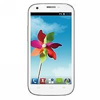 ZTE 中兴 Q802T TD-LTE/TD-SCDMA/GSM 4G手机(冰晶白)5.0英寸大屏,四核1.2GHz处理器