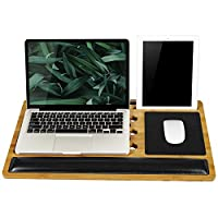 LapGear Bamboard Lap Desk77101 With Wrist Rest
