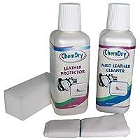 Chem-Dry C1150-KIT2 自动皮革护理套装,象牙色
