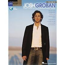Josh Groban Songbook: Pro Vocal Men's Edition Volume 33 (English Edition)