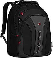 Wenger/Swissgear Men's Legacy Notebook Backpack 黑色/灰
