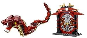 LEGO 乐高 创意百变组系列 蛇年限量版 10250