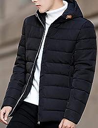 MPSMOVE 思慕夫 2018【多色可选】秋冬款男士韩版简洁外套男修身棉衣男装夹克男KW252【10】
