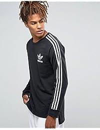 adidas Originals 阿迪达斯三叶草 男子 长袖上衣 B10714