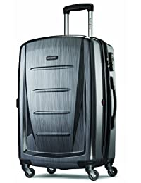 Samsonite Winfield 2 系列 Fashion HS 万向轮行李箱 24 英寸