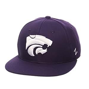 ZHATS NCAA 男式 M15 棒球帽 紫色 7_3/8
