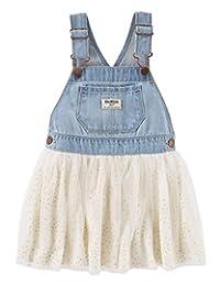 OshKosh B'Gosh Osh Kosh 女童装 世上*的连体裤  Darla-cream 24 Months