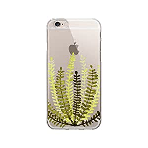 OTM Essentials 手机壳适用于 iPhone 6/6S - Botany Dusty SageOP-IP6V1CLR-ART01-07 Botany iPhone 6 / 6s Chartreuse