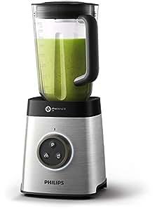 Philips 飞利浦 破壁料理机HR3653/00  基础版料理机 无极变速 发挥食物全营养【杯体容量】2.2L