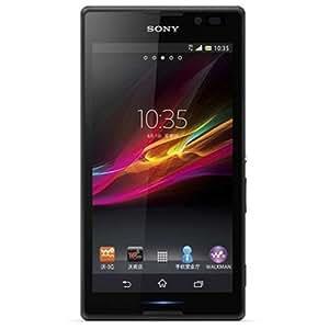 Sony 索尼 Xperia™ C S39h(黑色) 双卡双待 四核1.2Ghz处理器 Android 4.2系统 联通定制机