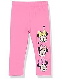 Disney 迪士尼童装 女童 打底裤 KVM8M2KSKG2519MM