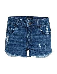 Chiemsee 女童牛仔裤短裤