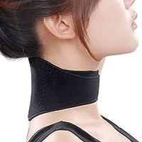 Rumiday 康生缘 托玛琳护颈 磁疗 自发热 远红外保暖(2个装) 超强弹力温灸保暖 支撑减压矫正修复 颈部问题的救星 护颈带