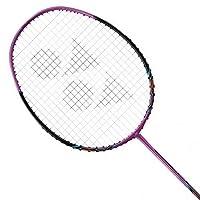 YONEX 尤尼克斯 Nanoray 10F 羽毛球 预穿球拍(粉色)(4UG5)