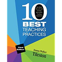 Ten Best Teaching Practices: How Brain Research and Learning Styles Define Teaching Competencies (English Edition)