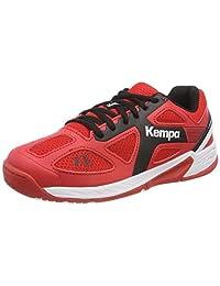 Kempa 男女皆宜的儿童 Wing Junior Ebbe & Flut 多运动室内鞋,