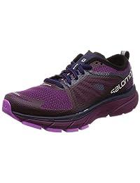 Salomon 萨洛蒙 SONIC RA W 女 户外轻舒适护脚跑步鞋 L40143900