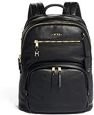 TUMI - Voyageur Hartford 皮革笔记本电脑背包 - 13 英寸女式电脑包 黑色 均码